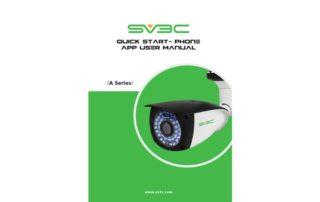 SV3C - приложение для видеонаблюдения. Инструкция. Скачать