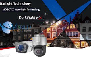 Типы камер для ночного видеонаблюдения