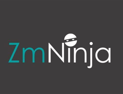 zmNinja-pro — приложение для видеонаблюдения. Инструкция. Скачать