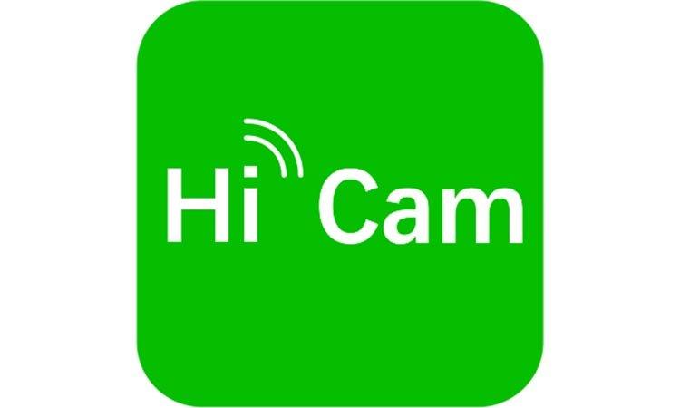 HiCam - приложение для видеонаблюдения. Инструкция. Скачать