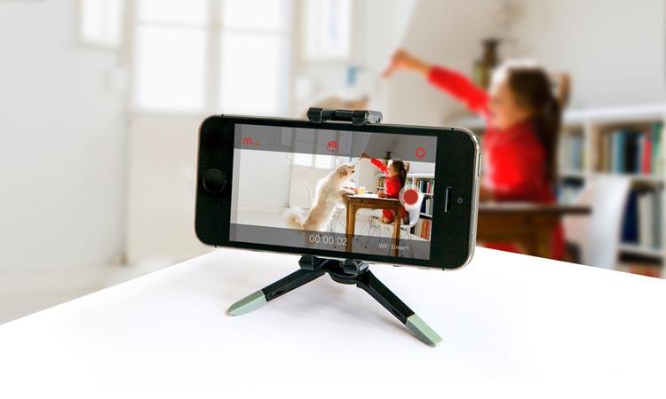 Почему не стоит использовать смартфоны в качестве системы видеонаблюдения?