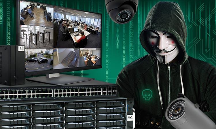 Как защитить систему видеонаблюдения от взлома?
