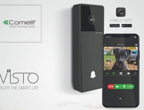 Comelit Visto — приложение для смарт-видео дверных видеозвонков. Мануал. Скачать