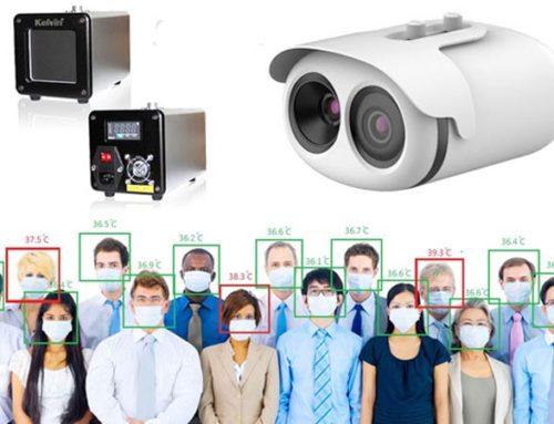 Использование видеонаблюдения для борьбы с короновирусом