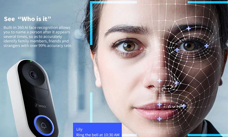 Системы домашней безопасности с технологией распознавания лиц