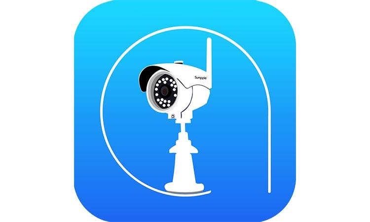 Sumpple IPCam - приложение для видеонаблюдения. Видеомануал. Скачать