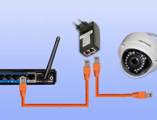 Как подключить IP-камеру через wifi?