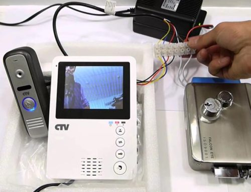 Причины неисправностей видеодомофонов и способы их устранения
