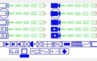 Условные графические обозначения в сфере видеонаблюдения