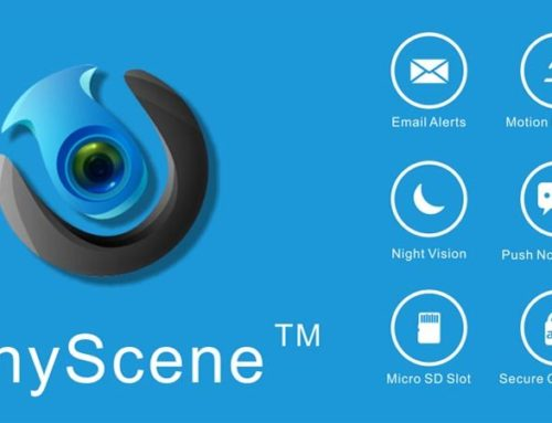 AnyScene — приложение для видеонаблюдения. Инструкция. Скачать