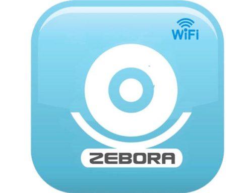 ZeboraCam — приложение для видеонаблюдения. Руководство. Скачать