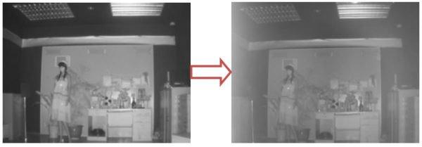 Что делать, если ИК-подсветка камеры ухудшает качество изображения?