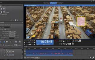 Использование видеоаналитики в складских помещениях