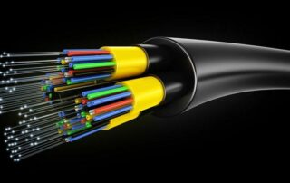 Способы подключения цифровой системы видеонаблюдения с помощью оптоволокна