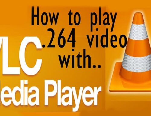 Как воспроизводить файлы H.264 и H.265 на плеере VLC и конвертировать в MP4?