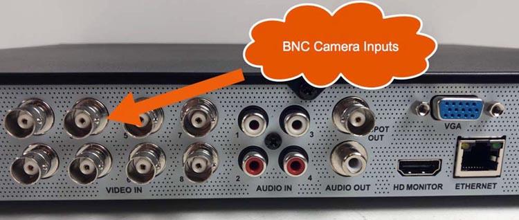 Что делать, если с аналоговой или гибридной камеры видеонаблюдения не поступает изображение?