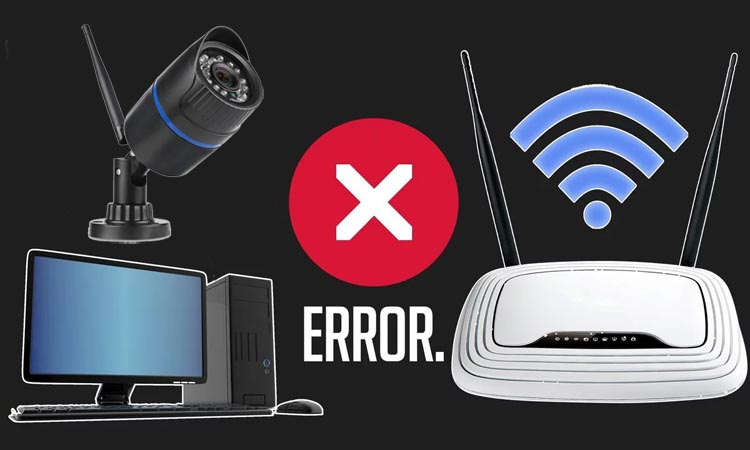 Как убрать помехи беспроводных Wi-Fi камер видеонаблюдения?