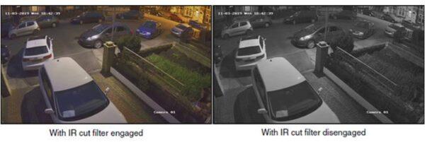Что делать, если цветная видеокамера снимает видео в черно-белом изображении?