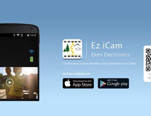 Ez iCam — приложение для видеонаблюдения. Руководство. Скачать