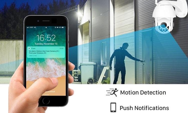 Что делать, если не отправляются тревожные уведомления на мобильный телефон?