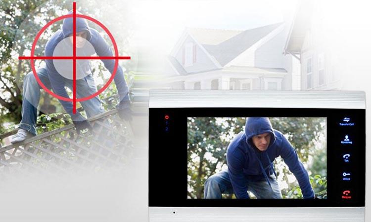 Настройка обнаружения движения на видеорегистраторах Dahua
