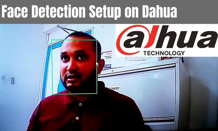 Настройка функции распознавания лиц на сетевых видеорегистраторах Dahua?