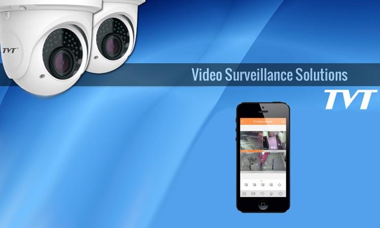 Как просматривать видео с камер TVT на мобильном телефоне или телевизоре?