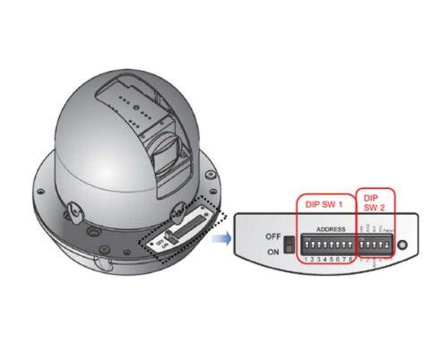 Как изменить частоту тока камер видеонаблюдения с 60 Гц на 50 Гц?