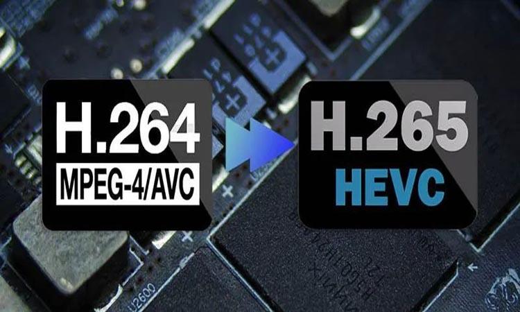 Будет ли работать IP-камера, использующая видеокодек H.265 на видеорегистраторе H.264?