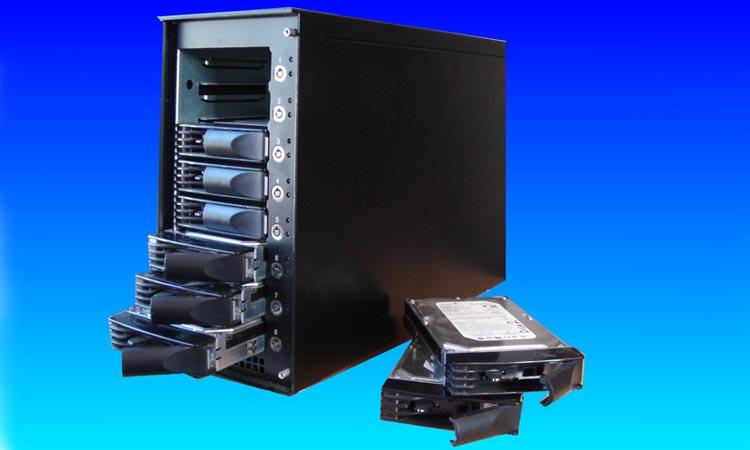 Функция RAID видеорегистраторов Dahua