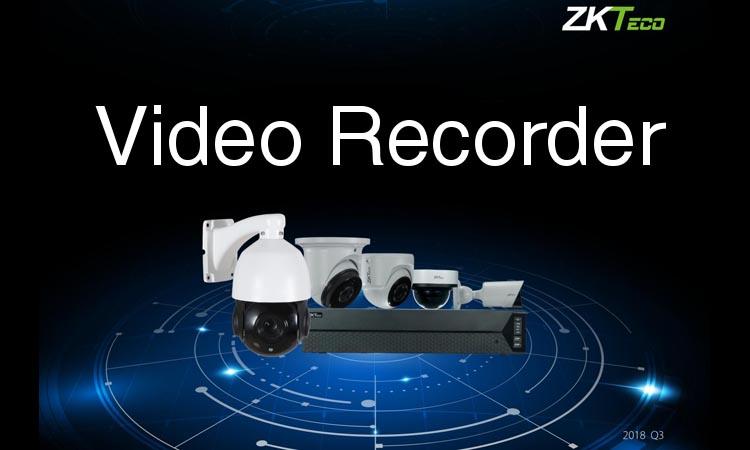 ZKteco Video Recorder - программа для видеонаблюдения. Инструкция. Скачать