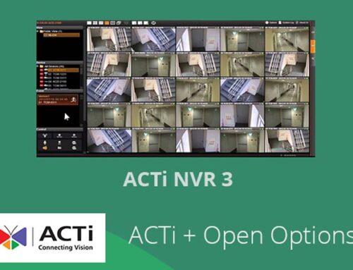 ACTi NVR v3.0 — программа для видеонаблюдения. Инструкция. Скачать