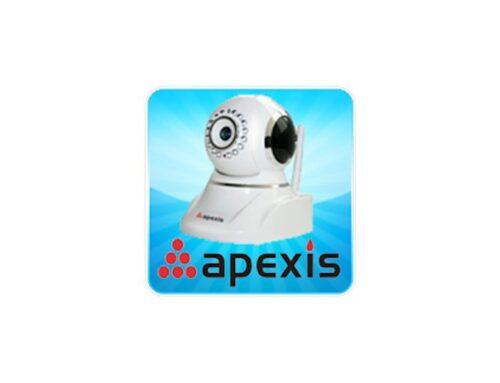 IP Camera Control for Apexis — приложение для видеонаблюдения. Видеомануал. Скачать