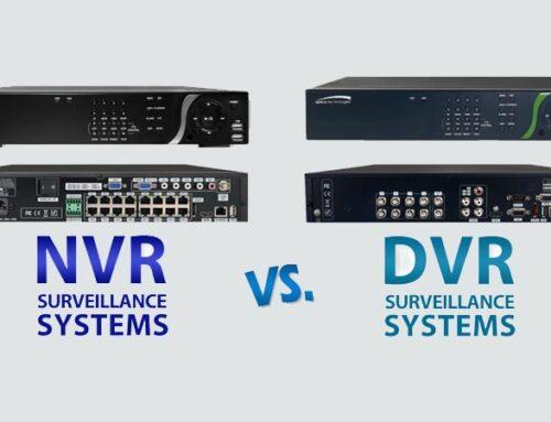 Чем отличаются видеорегистраторы NVR и DVR друг от друга?