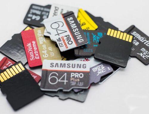Какие microSD карты лучше использовать в системах видеонаблюдения?