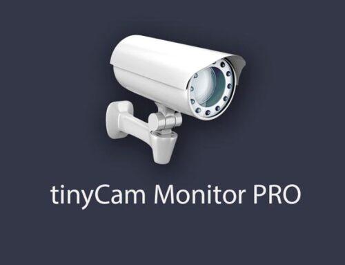 tinyCam Monitor PRO — приложение для видеонаблюдения. Видеомануал. Скачать