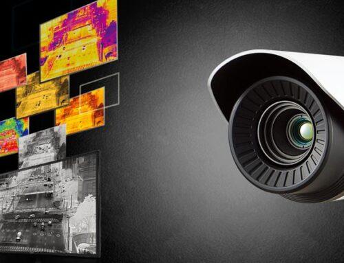Устройство и принцип работы тепловизионных камер видеонаблюдения